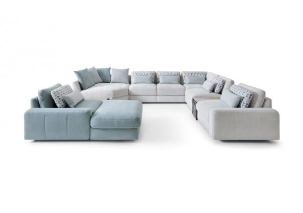 Кутовий диван Serena, Gala Collezione